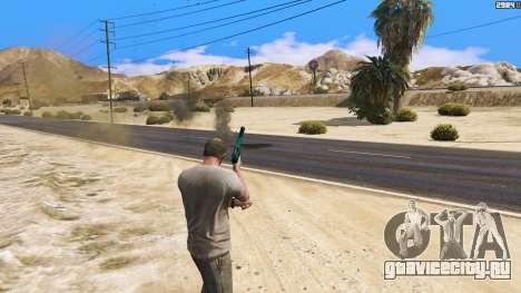 Увеличенные эффекты попаданий для GTA 5 третий скриншот
