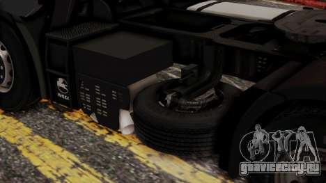 Iveco EuroStar Normal Cab для GTA San Andreas вид справа