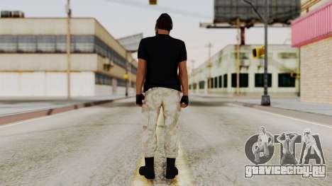 Skin DLC Ultimo Equipo En Pie для GTA San Andreas третий скриншот