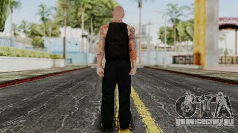 Alice Baker Old Member without Glasses для GTA San Andreas второй скриншот