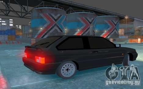 ВАЗ 2113 для GTA 4 вид справа