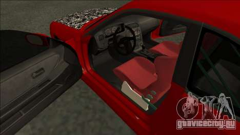 Nissan Skyline R33 Fairlady для GTA San Andreas вид справа