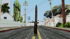 Allied Knife from Battlefield 1942 для GTA San Andreas
