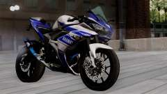 Yamaha YZF R-25 GP Edition 2014