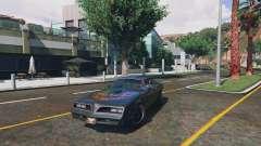 Pontiac Trans Am 1977 для GTA 5