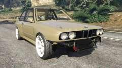 BMW M3 (E30) 1991 Drift Edition v1.0