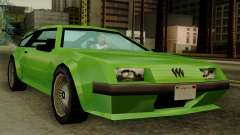Deluxo from Vice City Stories для GTA San Andreas