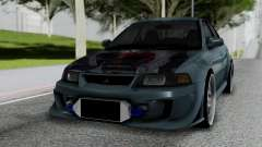 Mitsubishi Lancer Evolution Turbo для GTA San Andreas