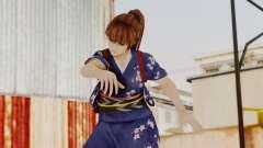DOA 5 Kasumi Kimono для GTA San Andreas