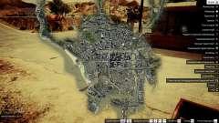 Спутниковая карта 4К