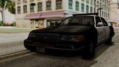Ford Crown Victoria LP v2 Sheriff для GTA San Andreas