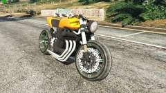 Honda CB 1800 Cafe Racer Paint