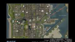 HD карта для Diamondrp для GTA San Andreas