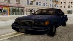 Ford Crown Victoria LP v2 Civil для GTA San Andreas