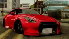 Nissan GT-R Liberty Walk Performance для GTA San Andreas