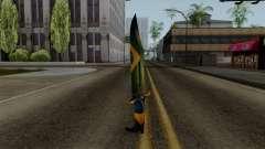 Brasileiro Knife v2 для GTA San Andreas