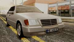 Mercedes-Benz W140 400SE 1992