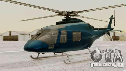 AW-119 Koala для GTA San Andreas
