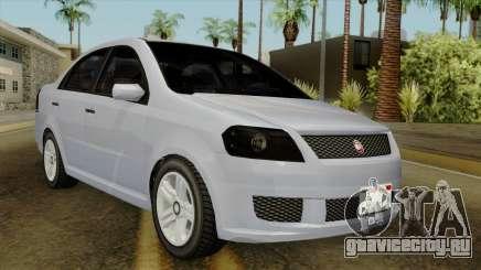 GTA 5 Asea DeClasse v2 IVF для GTA San Andreas