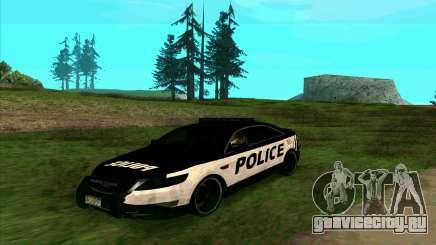 Federal Police Ford Taurus HSO для GTA San Andreas
