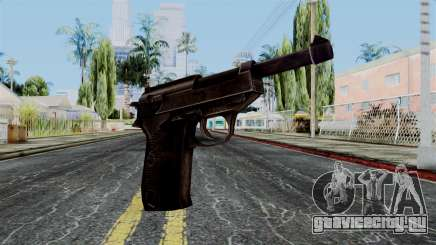Walther P38 from Battlefield 1942 для GTA San Andreas
