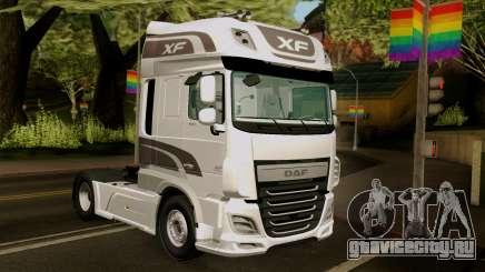 DAF XF Euro 6 SSC для GTA San Andreas