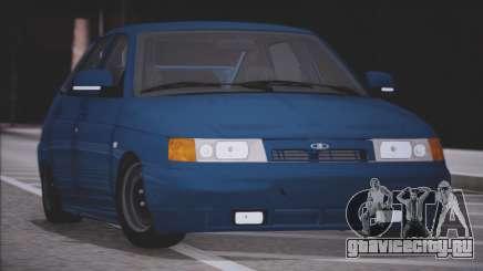 ВАЗ 2112 Качественный Сток для GTA San Andreas