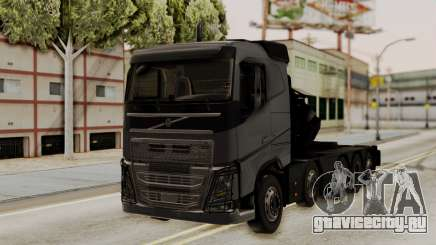 Volvo FH Euro 6 10x4 Exclusive Low Cab для GTA San Andreas