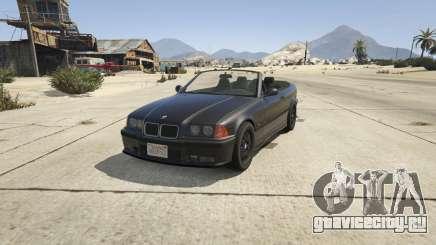 BMW M3 E36 Cabriolet 1997 для GTA 5