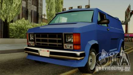 Burrito from Vice City Stories для GTA San Andreas