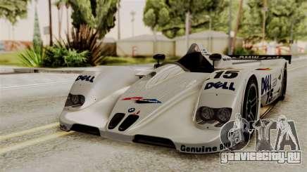 BMW V12 LMR 1999 Stock для GTA San Andreas
