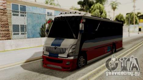 International Ayco Zafiro Tizayuca для GTA San Andreas