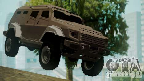 GTA 5 HVY Insurgent для GTA San Andreas