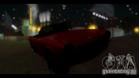 EnbTi Graphics v2 0.248 для GTA San Andreas седьмой скриншот