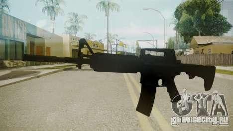 Atmosphere M4 v4.3 для GTA San Andreas