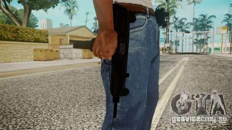 Micro SMG by EmiKiller для GTA San Andreas третий скриншот