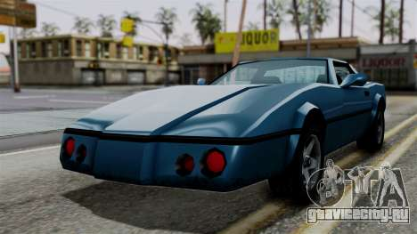 Banshee from Vice City Stories для GTA San Andreas вид справа