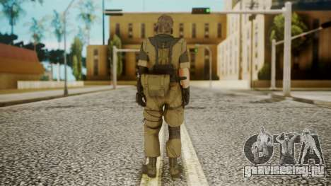 Venom Snake Other Arm для GTA San Andreas третий скриншот