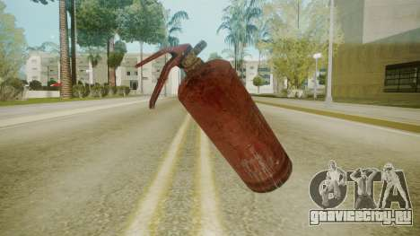 Atmosphere Fire Extinguisher v4.3 для GTA San Andreas третий скриншот