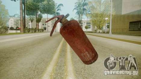 Atmosphere Fire Extinguisher v4.3 для GTA San Andreas третий скриншот