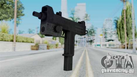 Misro SMG from RE6 для GTA San Andreas