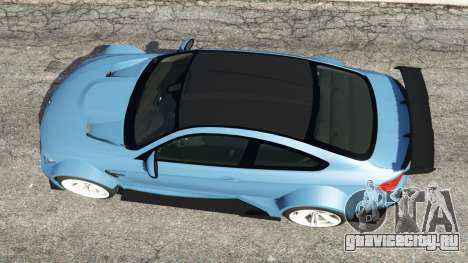 BMW M4 (F82) WideBody для GTA 5