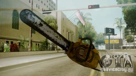 Atmosphere Chainsaw v4.3 для GTA San Andreas