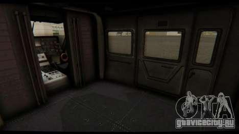 КА 60 Касатка для GTA San Andreas вид сбоку