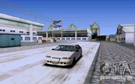 Ваз 2114 Турбо для GTA San Andreas