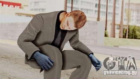 Payday 2 Sokol No Mask для GTA San Andreas