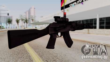 AK-103 from Special Force 2 для GTA San Andreas второй скриншот