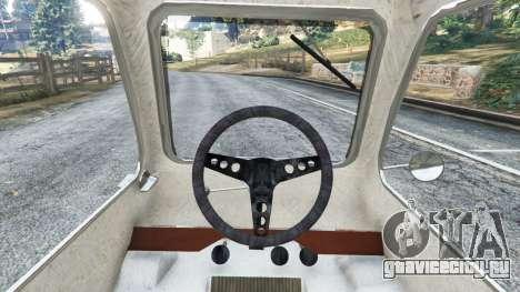 Peel P50 для GTA 5 вид справа