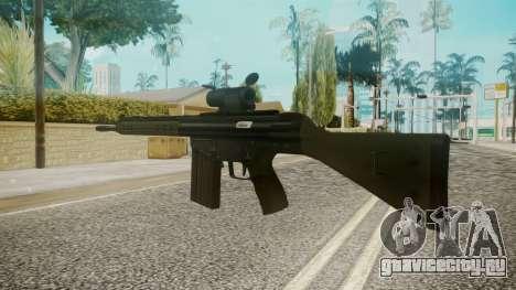 Rifle by EmiKiller для GTA San Andreas второй скриншот