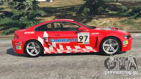 BMW M6 (E63) WideBody v0.1 [Carrillo] для GTA 5